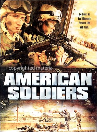 American Soldiers affiche