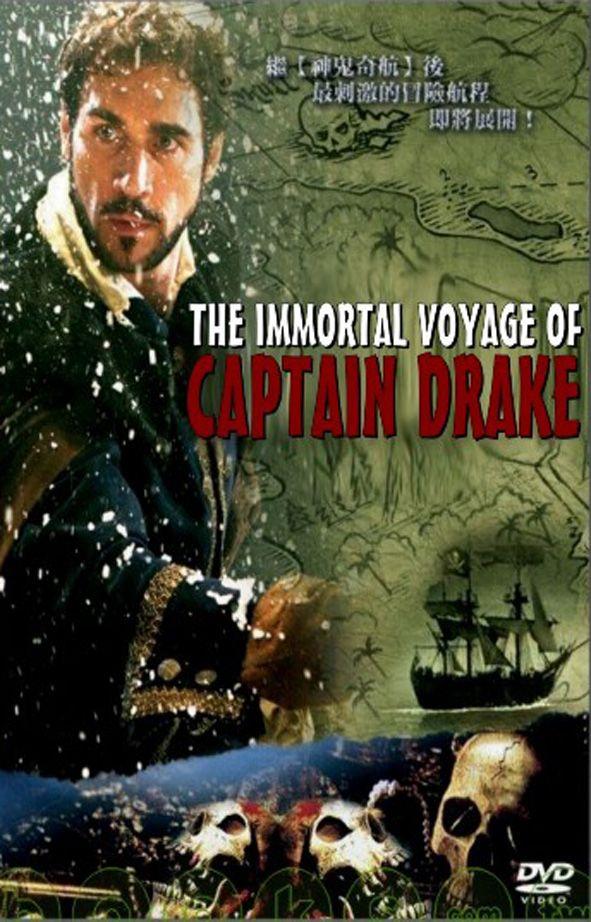 Le Voyage fantastique du capitaine Drake affiche