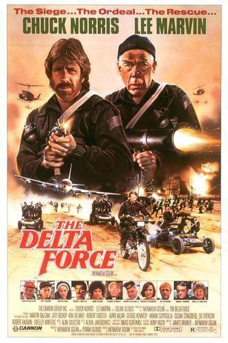 Delta Force affiche