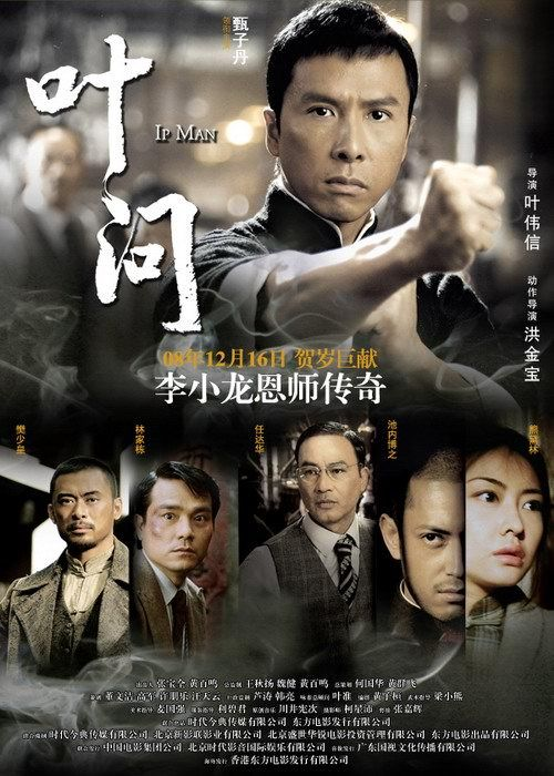 affiche film Ip Man